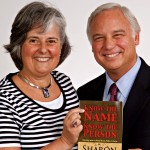 Sharón with Jack Canfield