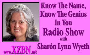 Listen to Sharon's Shows by clicking here.