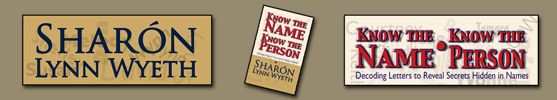 Know The Name; Know The Person